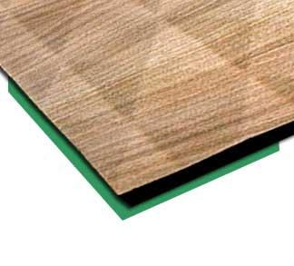europlacEDELHOLZ Formenhybrid dýhovaný 3D povrch