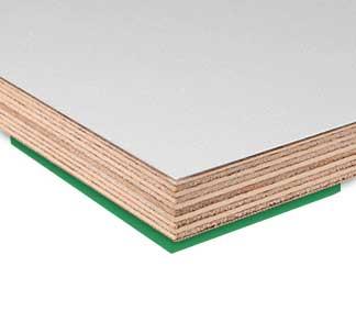 Laminovaná březová Multiplex překližka LAMIPLEX®