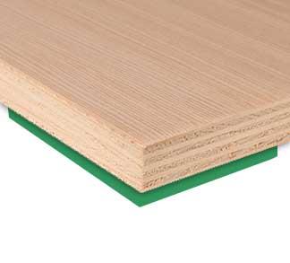 Smrková saunová Multiplex deska SPA-PLEX®
